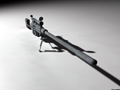 CheyTac Rifle 1