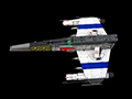 E-Wing Above