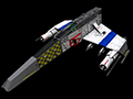 E-Wing Front